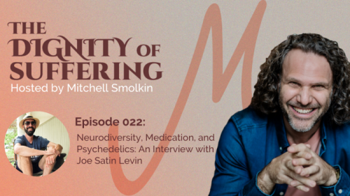 Episode 022: Neurodiversity, Medication, and Psychedelics: An Interview with Joe Satin Levin